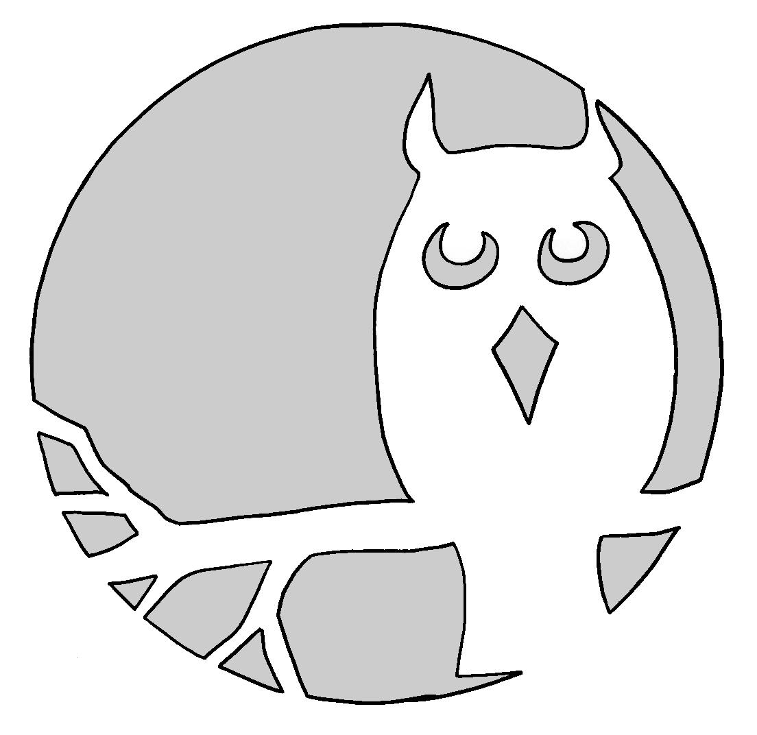 ... pumpkin carving template is free and printable. Just click on the