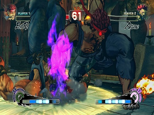 Super Street Fighter IV Arcade Edition Complete Game Free Download