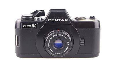 Pentax auto-110