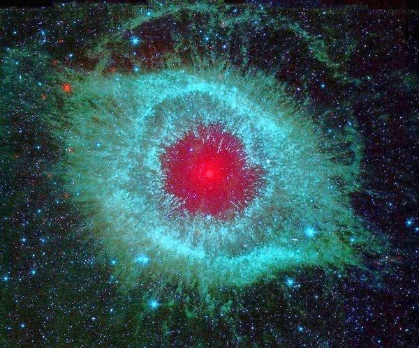 Pictures taken by hubble telescope