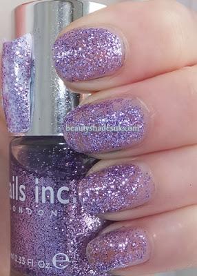 Nails Inc Park Lane Swatch