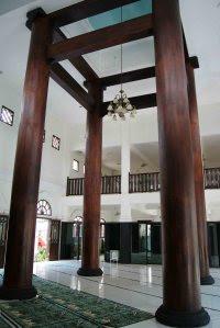 Masjid Taqwa Sekayu Semarang