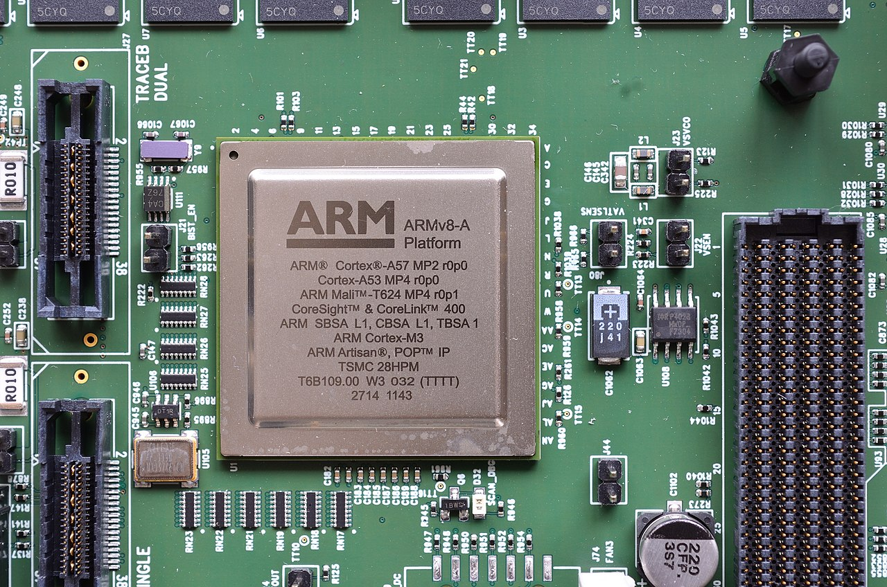 Image result for ARM Holdings ทำอะไร