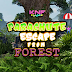 Knf Parachute Escape From Forest