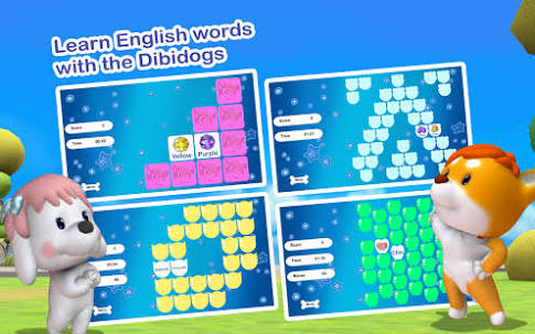 Download The Dibidogs Learning English – Learn English through memory training
