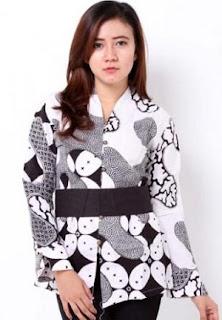 Trend Model Baju Batik Kerja
