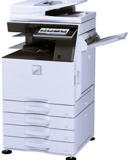 Sharp MX-3060N Printer Driver Download