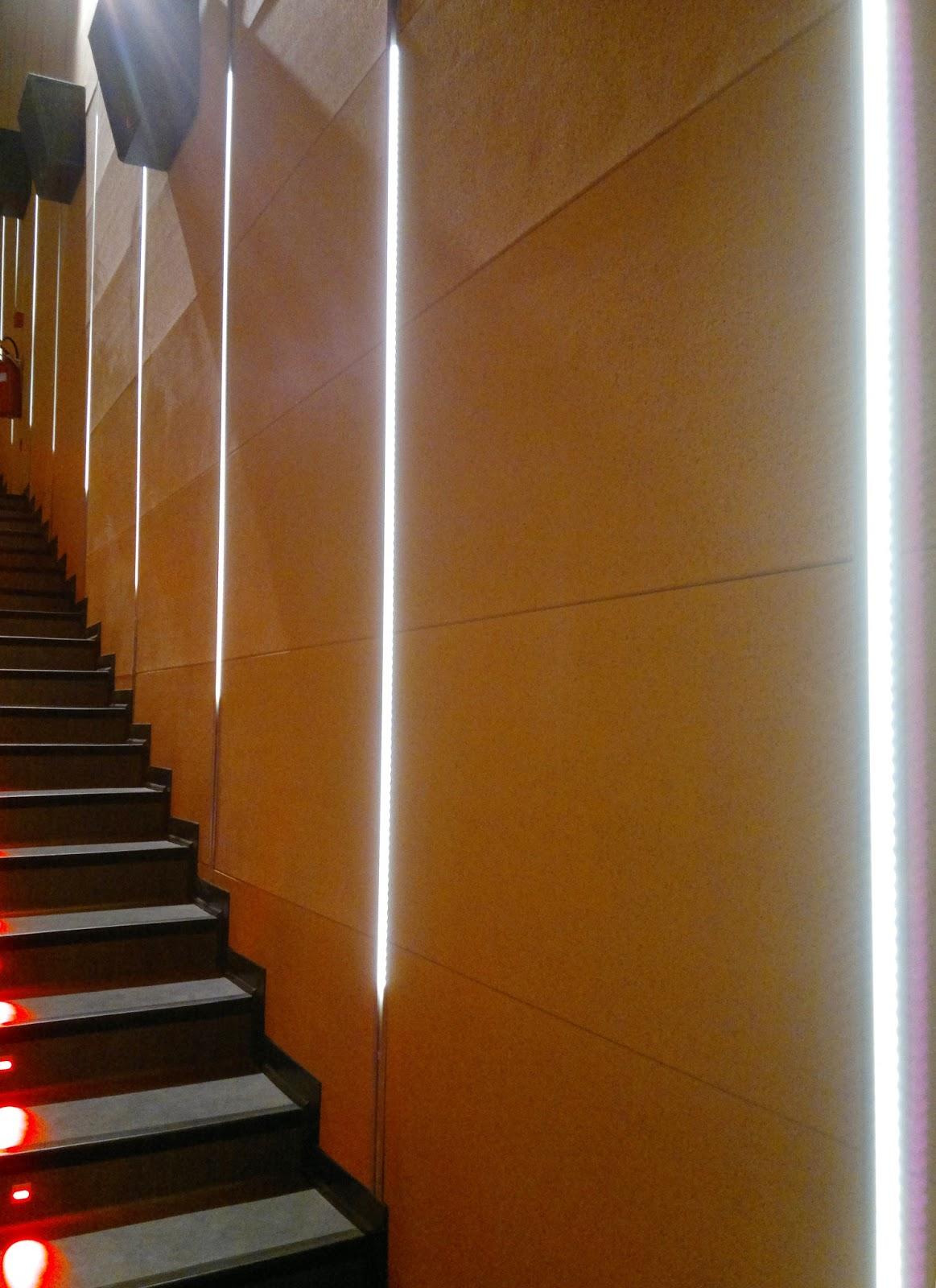 Illuminazione Led Casa Saluzzo  Illuminazione Led Teatro
