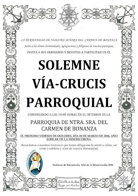Via-Crucis en Bonanza