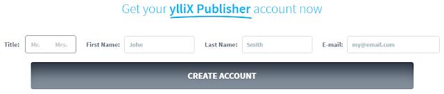 Cara Daftar Yllix.Com