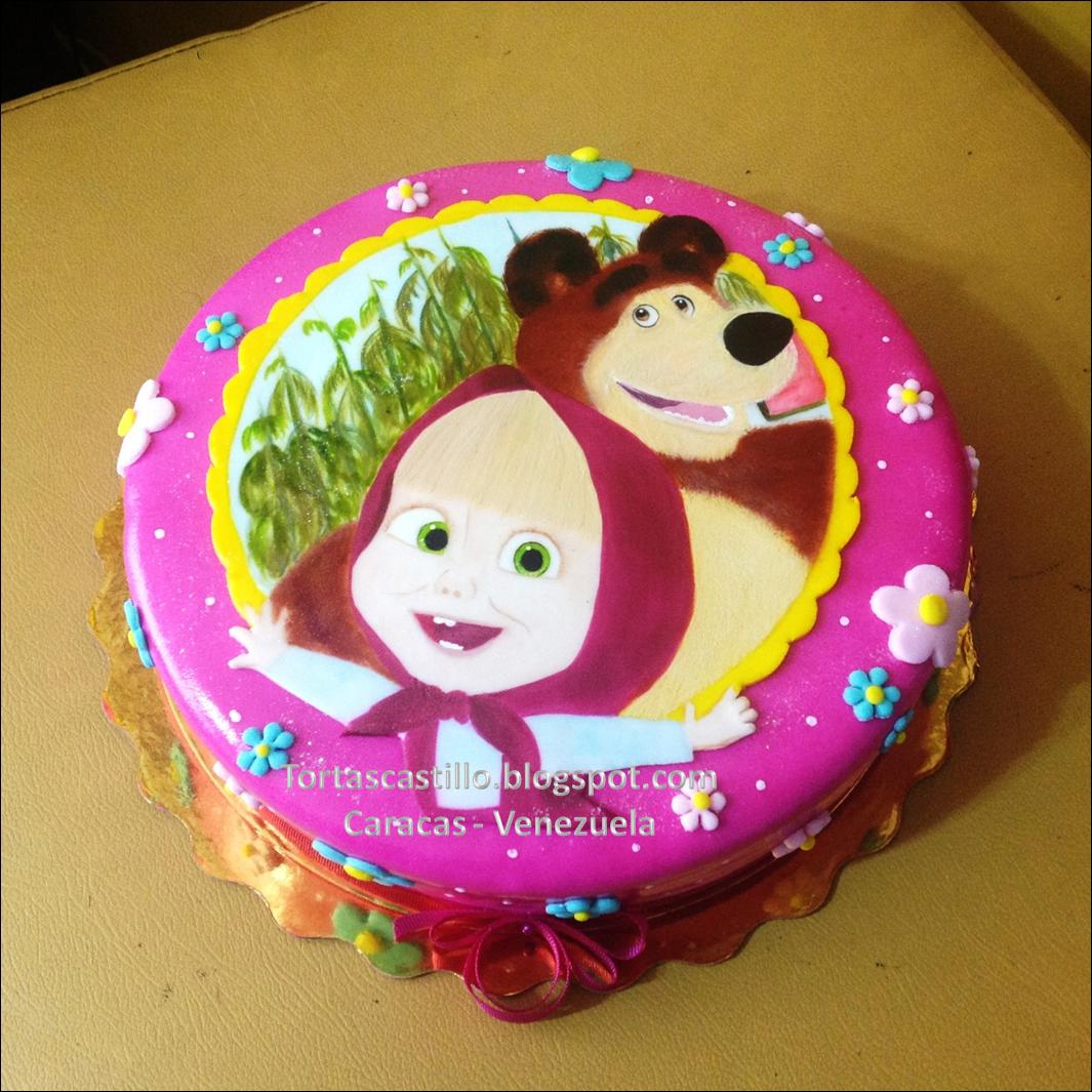 Tortas infantiles tortas decoradas tortas decoracion for Decoracion de tortas infantiles