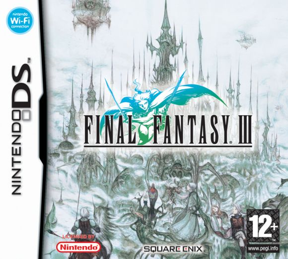 descargar final fantasy 3 ds español mega mediafire gratis