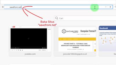 2 - Tutorial Cara Gampang Download Video Di Youtube