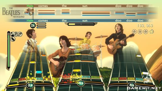 The Beatles Rock Band - Download Game Nintendo Wii Free
