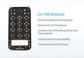 teclado ampliado del ezismart