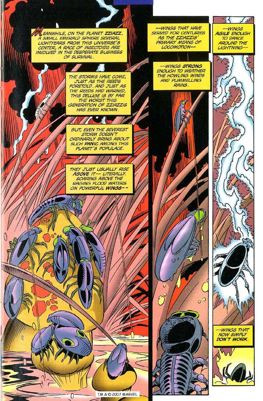 Read online Silver Surfer (1987) comic -  Issue #116 - 9
