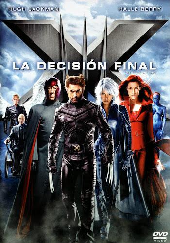 X Men 1,2,3 y 4 Coleccion DVDRip Español Latino 1 Link