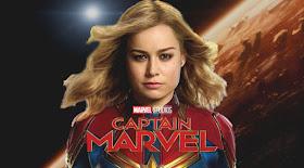 Captain Marvel HD 4K Wallpapers - 7