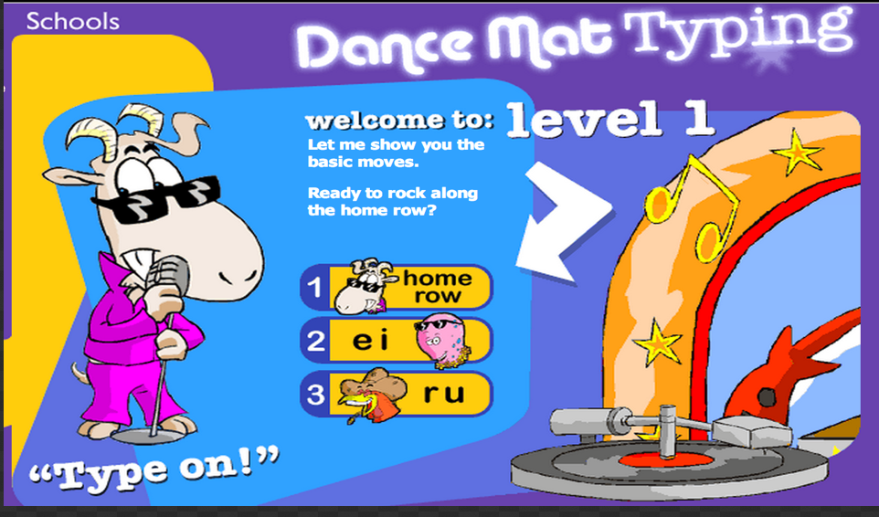 Typing Games Zone - 96 Fun Games for Keyboarding Online