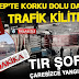 Gaziantep'te kokutan yangında patlamalar oldu: Çaresizce seyretti