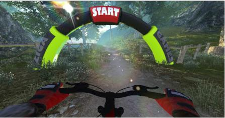 Game Sepeda Gunung: MTB DownHill Multiplayer