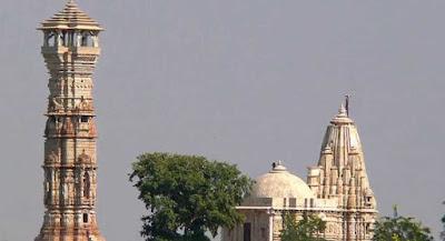Kirti Stambh at Chittorgarh Fort, heritageofindia, Indian Heritage, World Heritage Sites in India, Heritage of India, Heritage India