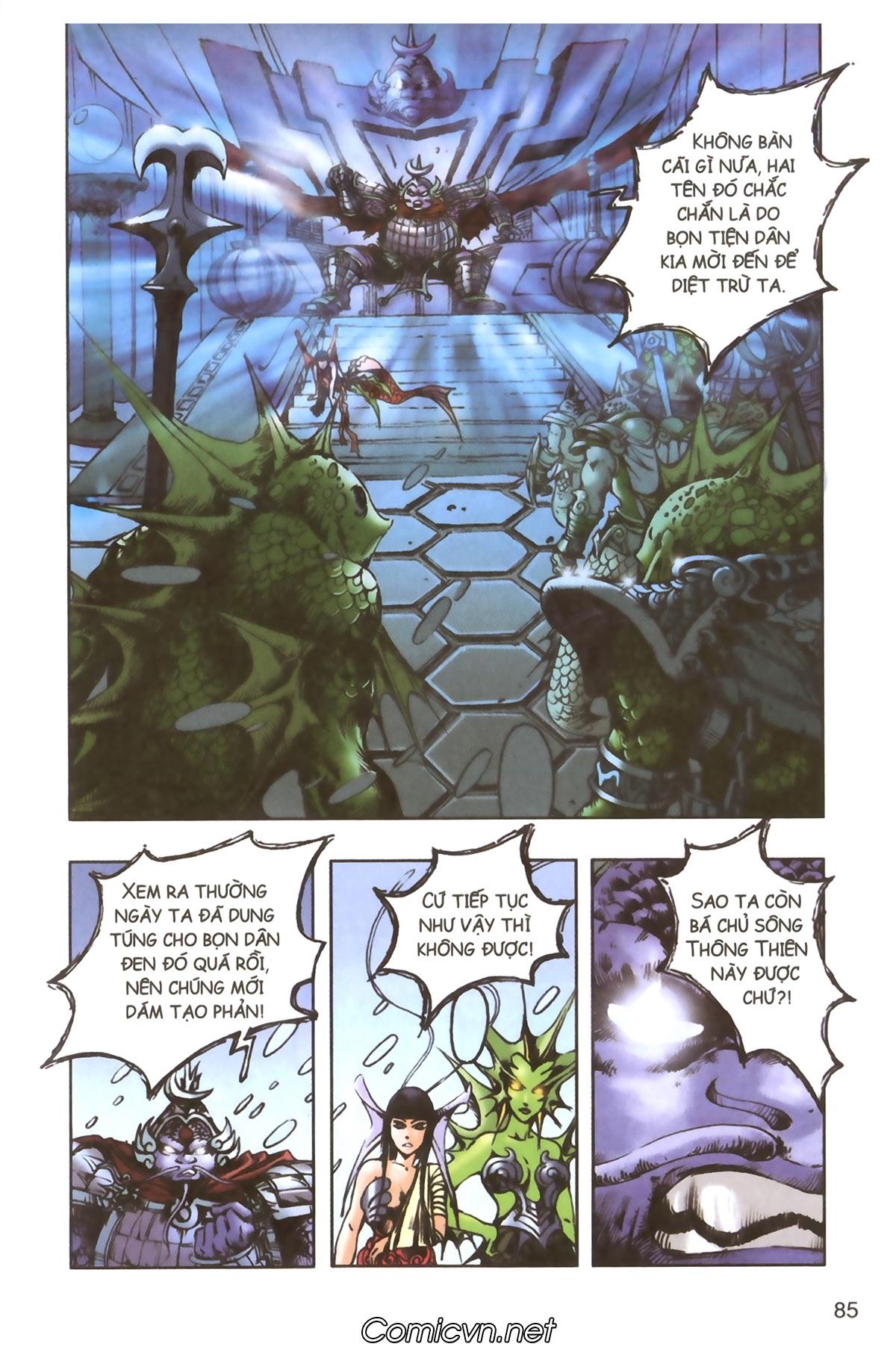 Tây Du Ký màu - Chapter 93 - Pic 22