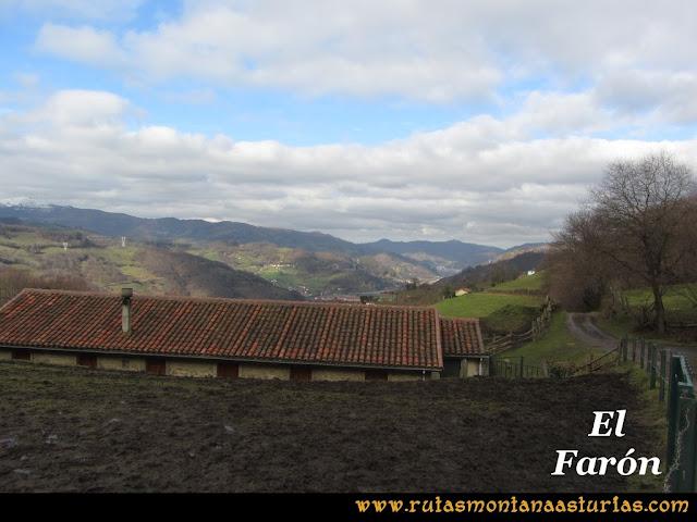 Pico Ranero: El Farón