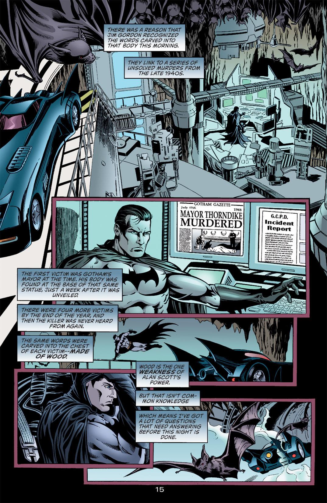 Detective Comics (1937) 784 Page 15