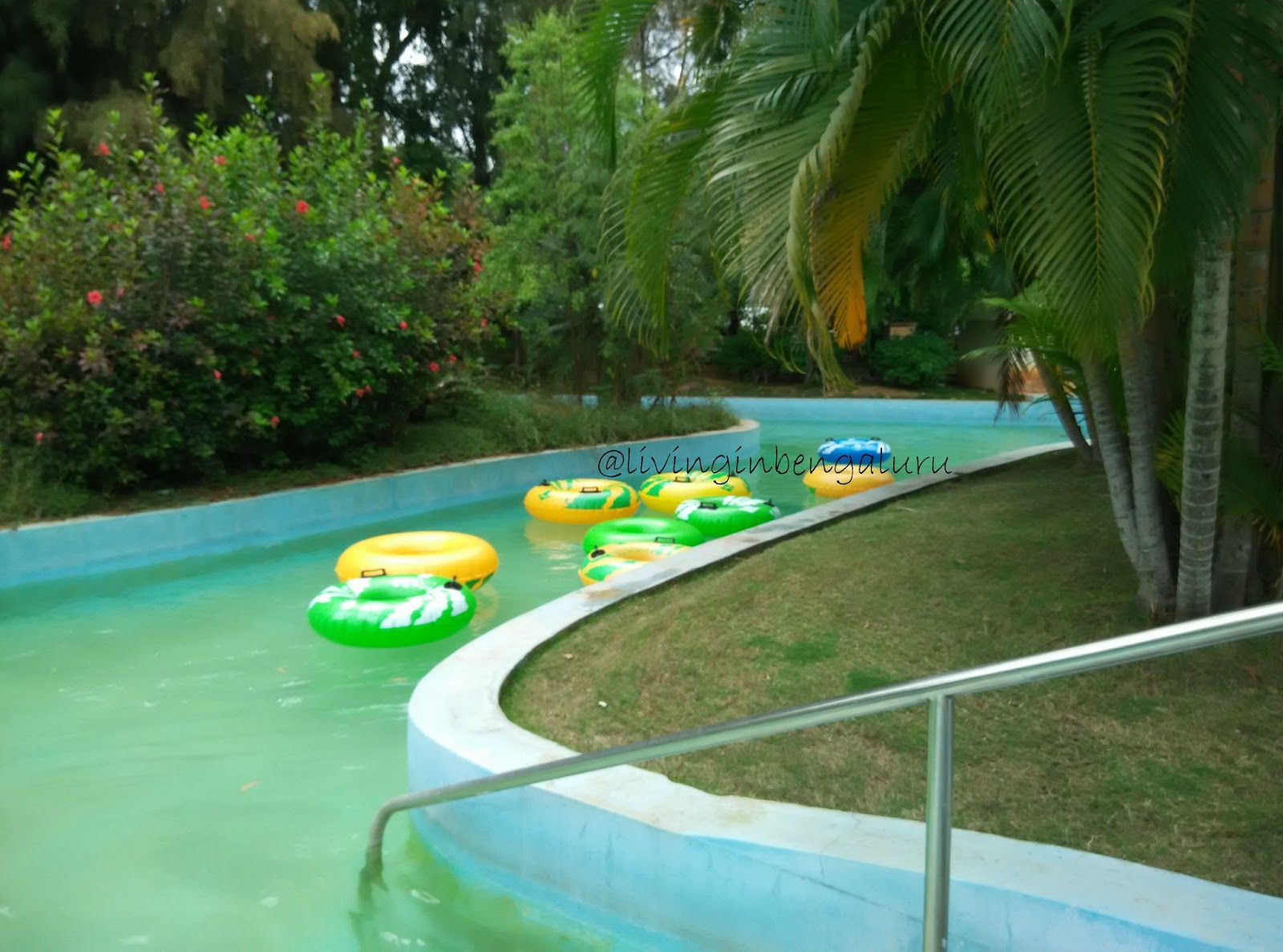 day outing with toddlers at club cabana bangalore