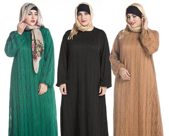 43 Model Baju Muslim Wanita Gemuk Elegan 2019 Model Baju Muslim