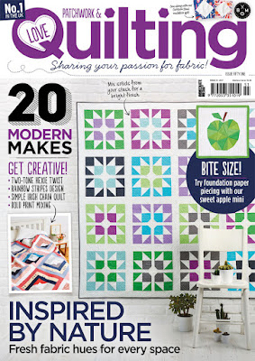 Love Patchwork and Quilting issue 51