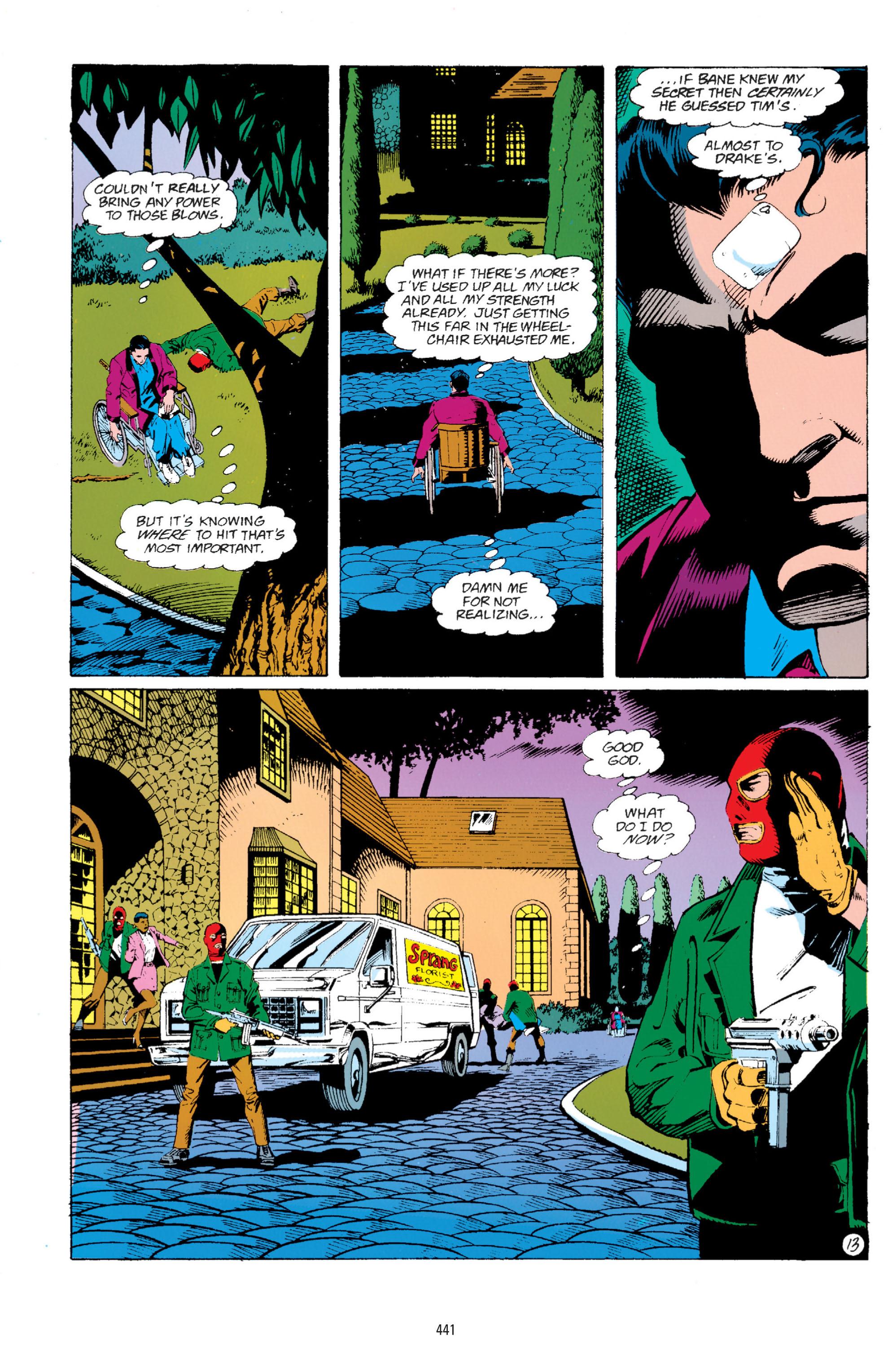 Detective Comics (1937) 665 Page 12