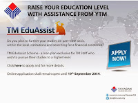 TM EduAssist Education Loan 2014