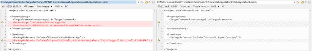 ASP.NET Core Activer Docker - WebApplication1.csproj
