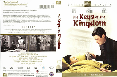 Carátula dvd: Las llaves del Reino / The Keys of the Kingdom