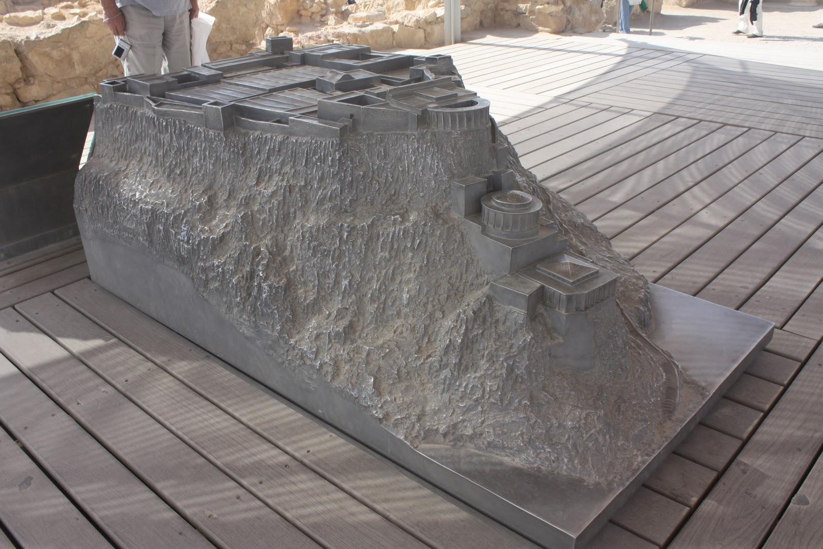 בישראל Masada And The Dead Sea