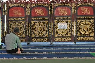 Masjid agung palembang