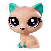 LPS Series 1 Multi Pack Kitty Cattermore (#1-187) Pet