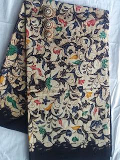 Batik Tulis Motif Amparan