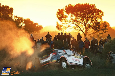 WRC conditions