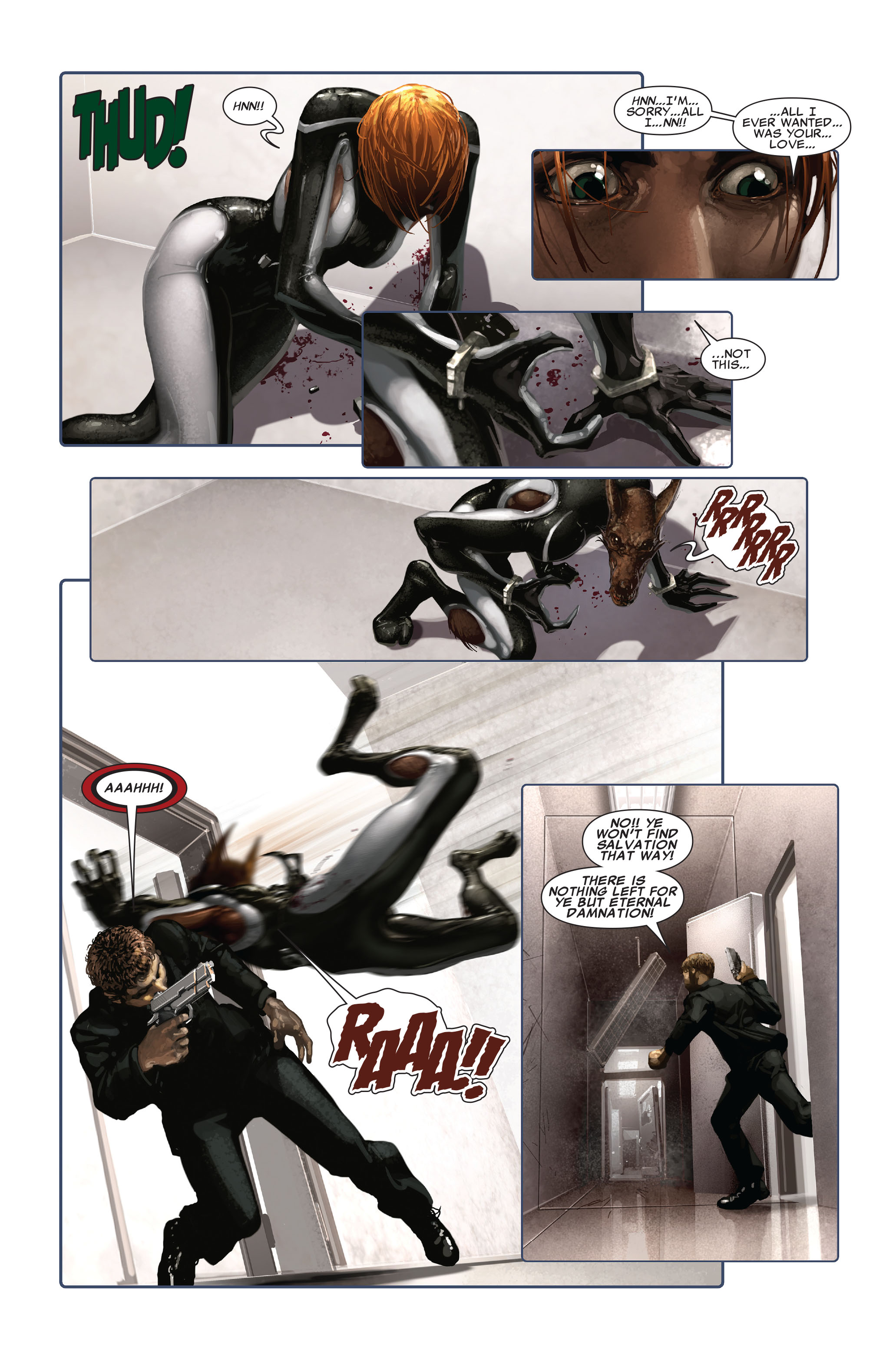 Read online X-Force (2008) comic -  Issue #5 - 17