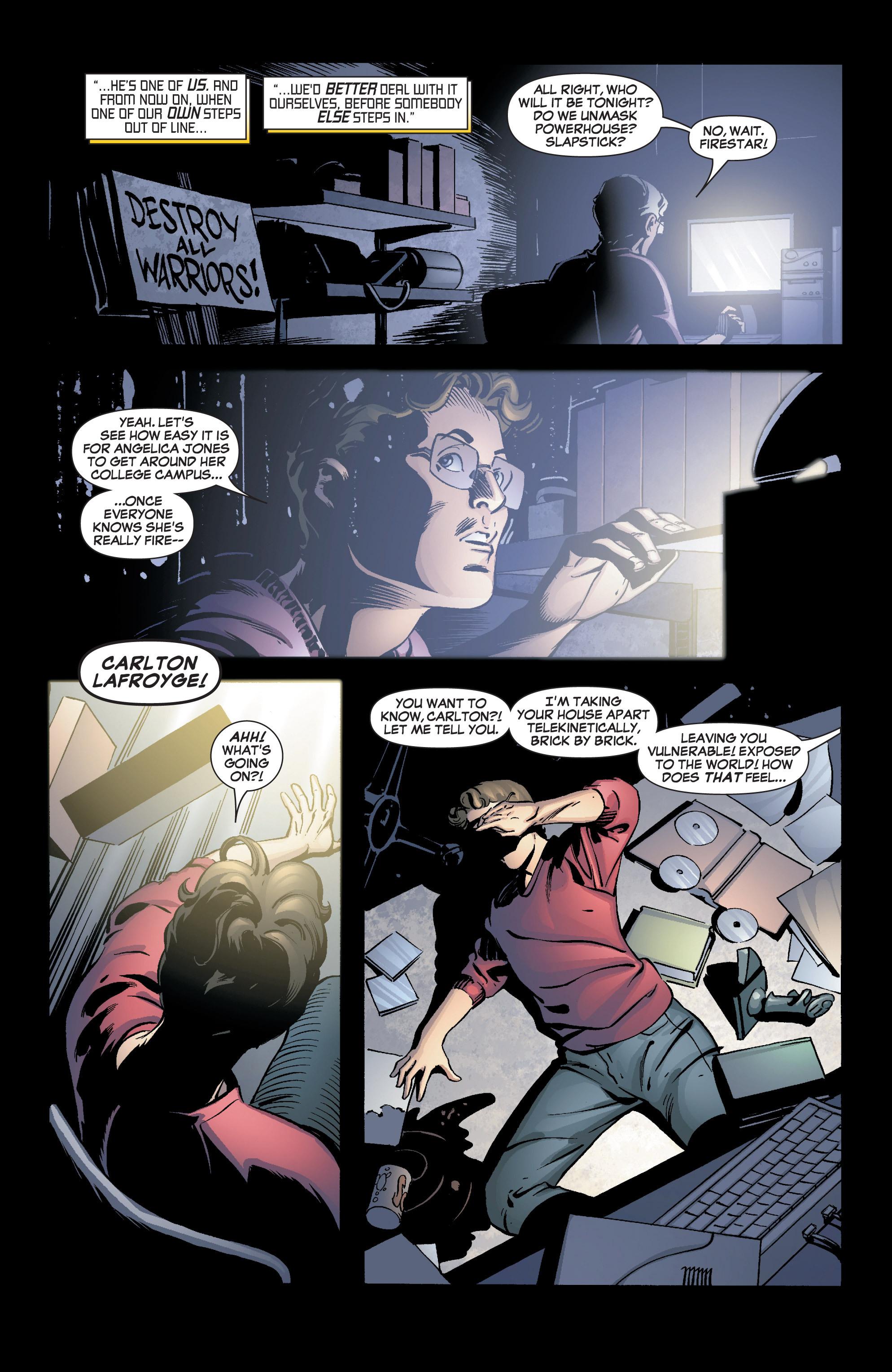 Read online She-Hulk (2005) comic -  Issue #8 - 21