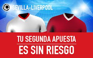 sportium promocion champions Sevilla vs Liverpool 21 noviembre
