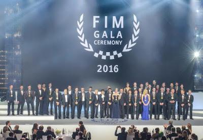 Komentar Marquez, Zarco dan Binder di FIM Gala