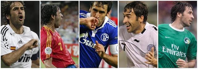 Raúl - el 7 del Real Madrid - #RaúlSelección - #RaúlMadrid - España - Ganador de la 7ª, la 8ª y la 9ª Copa de Europa - Schalke - Al-Sadd - New York Cosmos - el troblogdita - ÁlvaroGP