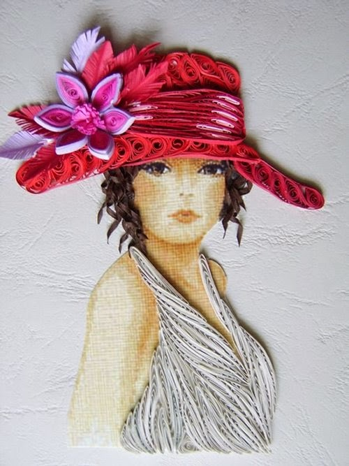 13-Eugenia-Evseeva-Quilling-Paper-&-Photo-Portraits-www-designstack-co