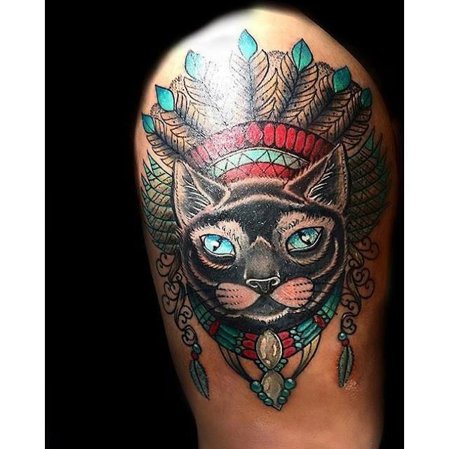tatuagem animais