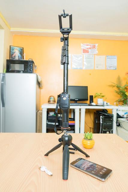 yunteng yt-228 mini tripod mount
