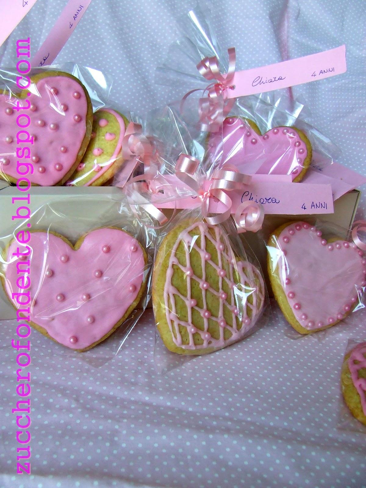 Zuccherofondente Tanti Biscotti Per La Mia Principessa